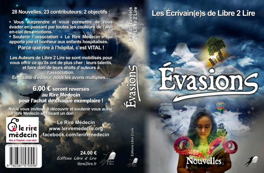Évasions - [Libre2lire] Couv10
