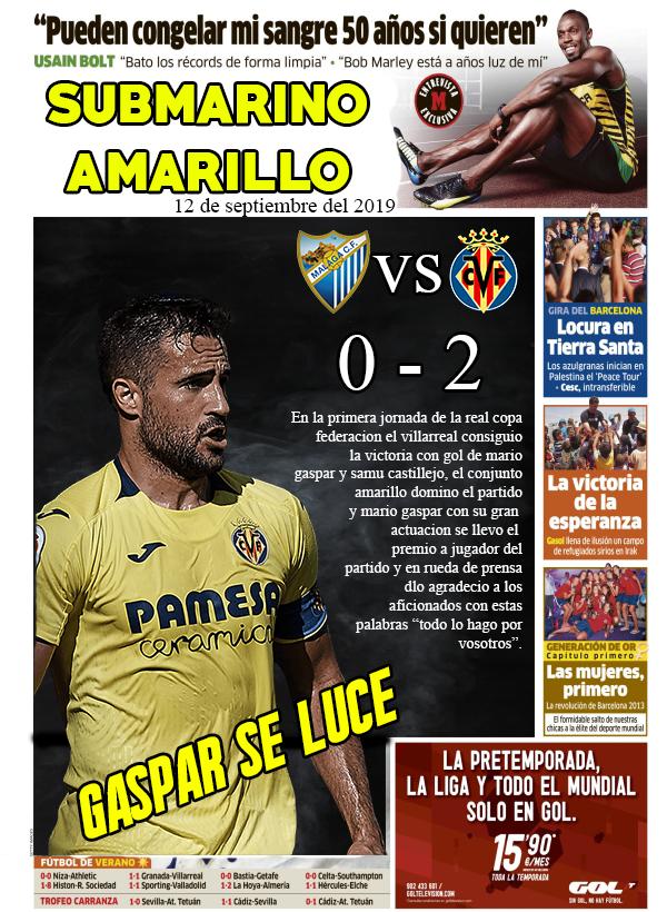 """Diario """"SUBMARINO AMARILLO"""" 12/9 Diario11"""