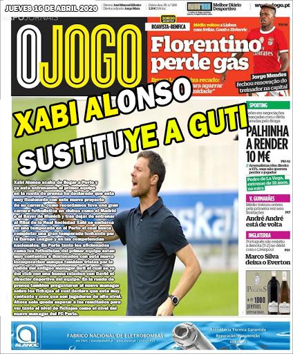 DIARIO O JOGO II FC PORTO  Diario13