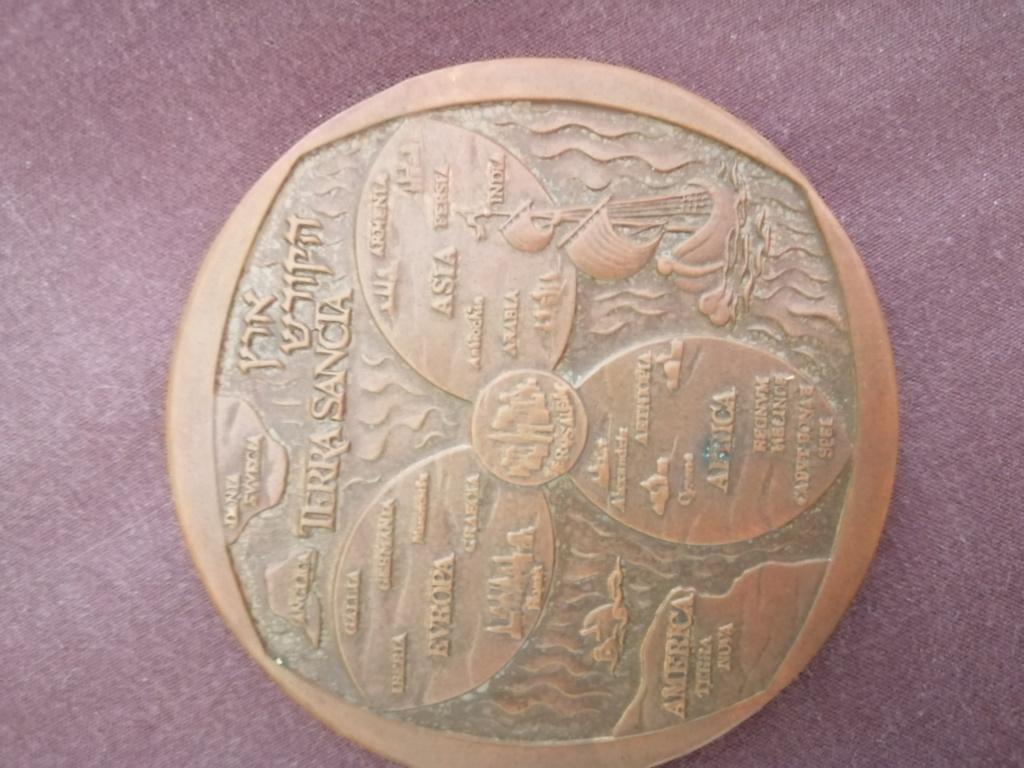 Estado de Israel medalla conmemorativa Tierra Santa Img_2015