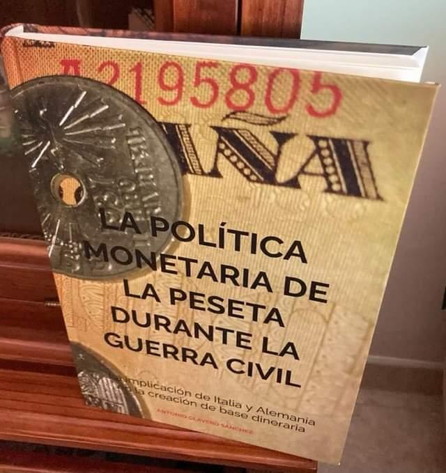 LA POLÍTICA MONETARIA DE LA PESETA DURANTE LA GUERRA CIVIL 1936-39 Receiv10