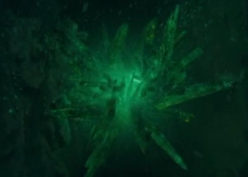 Les cristaux des films et séries 110