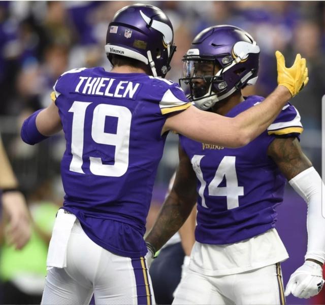 Vikings  Packers 20191016