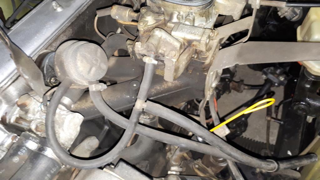 [ Bmw e21 318 carbu an 1978 ] avec ou sans clapet de retour d'essence ? (résolu) 20190510