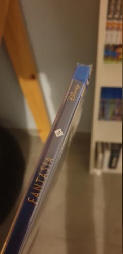 Les Blu-ray Disney avec numérotation... - Page 43 20191010