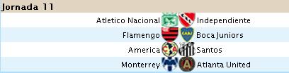 Liga Santander - Jornada 11 S1110