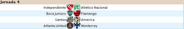 Alineaciones Liga Santander - Jornada 4 Santan11