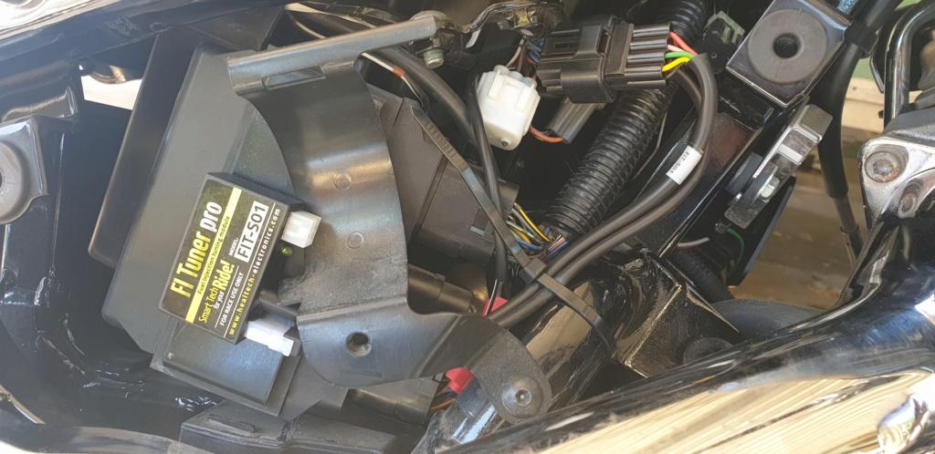 Healtech FI Tuner Installed.... 20191112