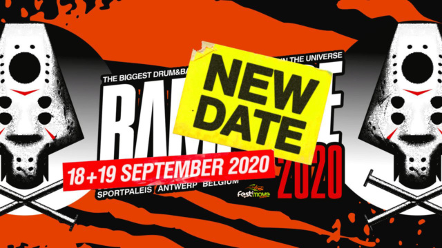 RAMPAGE WEEKEND - 18 & 19 septembre 2020 - SPORTPALEIS ANVERS - BELGIQUE Bannie10