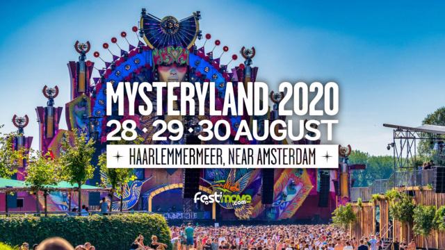 MYSTERYLAND - 28-29-30-31 Août 2020 - Haarlemmermeer - NL Banniz14