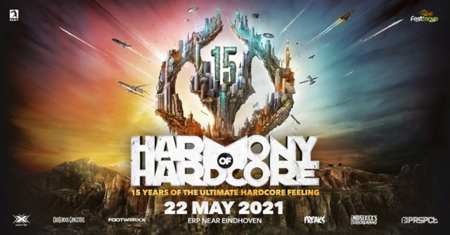 HARMONY OF HARDCORE - 22 Mai 2021 - Festivalterrein De Roost Erp/Veghel - NL Banniz15