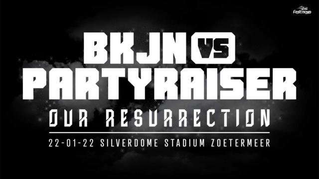 BKJN vs. Partyraiser - Our Resurrection - Samedi 22 janvier 2022 - SilverDome - Zoetermeer -  NL Bkjn-v10