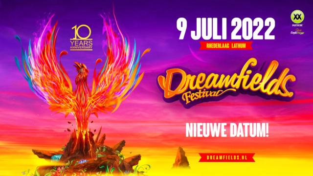 DREAMFIELDS FESTIVAL - Samedi 9 Juillet 2022 - Recreatieterrein Rhederlaag, Lathum - NL Dreamf10