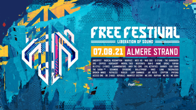 Free Festival - 2 Juillet 2022 - Almere Strand - NL Free-f10