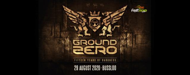 GROUND ZERO - 29 août 2020 - Recreational Area Bussloo - NL Ground10