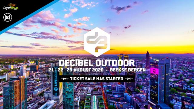 DECIBEL OUTDOOR - 21 au 24 Août 2020 - Beekse Bergen, Hilvarenbeek - NL Image_10