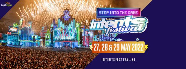 INTENTS FESTIVAL WEEKEND - 27 au 29 mai 2022 - Oisterwijk (NL) Intent10