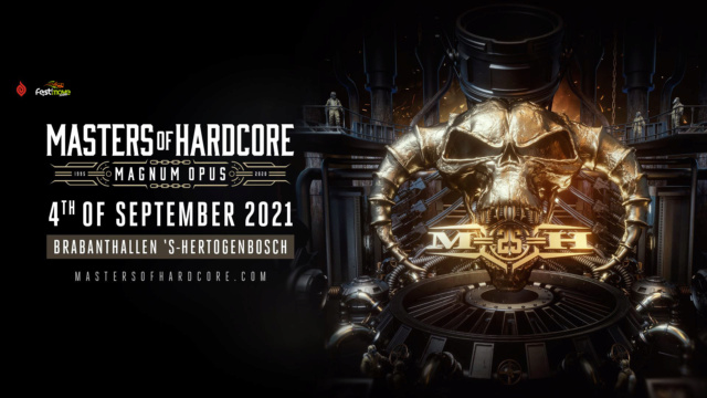 MASTERS OF HARDCORE - 4 septembre 2021 - Brabanthallen, Den Bosch - NL Master10