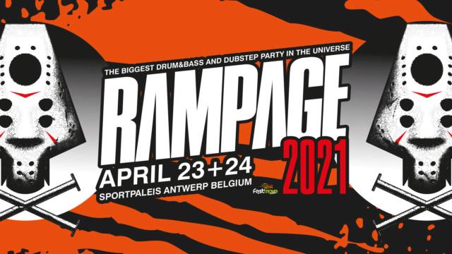 RAMPAGE WEEKEND - 23 & 24 avril 2021 - SPORTPALEIS ANVERS - BELGIQUE Rampag10