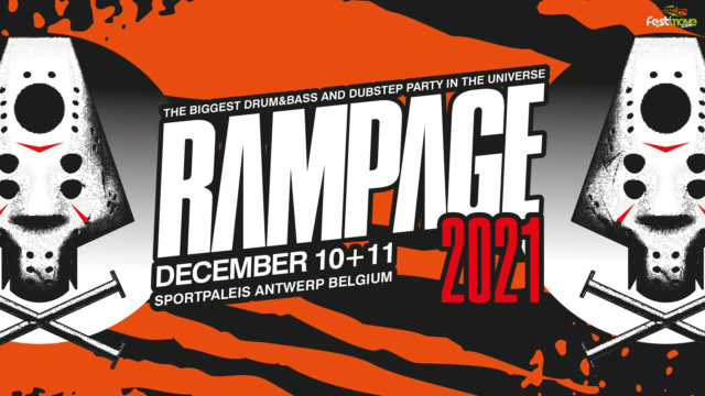 RAMPAGE WEEKEND - 10 & 11 décembre 2021 - SPORTPALEIS ANVERS - BELGIQUE Rampag11