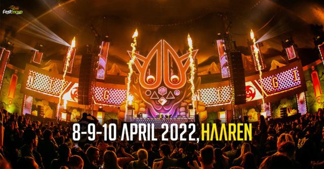 Rebirth Festival Weekend - 8-9-10 Avril 2022 - Raamse Akkers - Haaren - NL Rebirt10