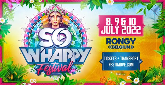 SO W'Happy Festival - 9 Juillet 2022 - Chemin d'Howardries - Rongy - BE So-wha10
