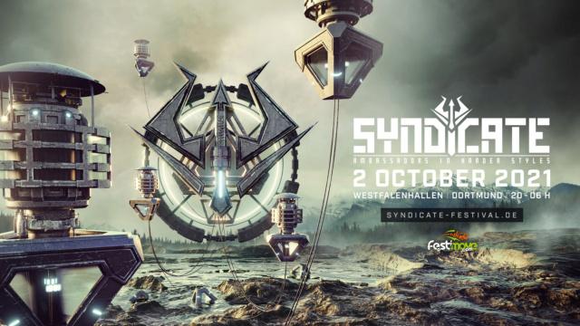 SYNDICATE - 2 Octobre 2021 - Westfalenhallen - Dortmund - Allemagne Syndic11
