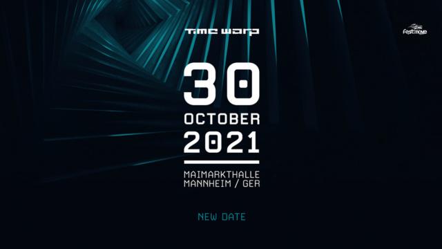 TIME WARP 2021 - 30 octobre 2021 - Maimarkt Mannheim - Allemagne Time_w10