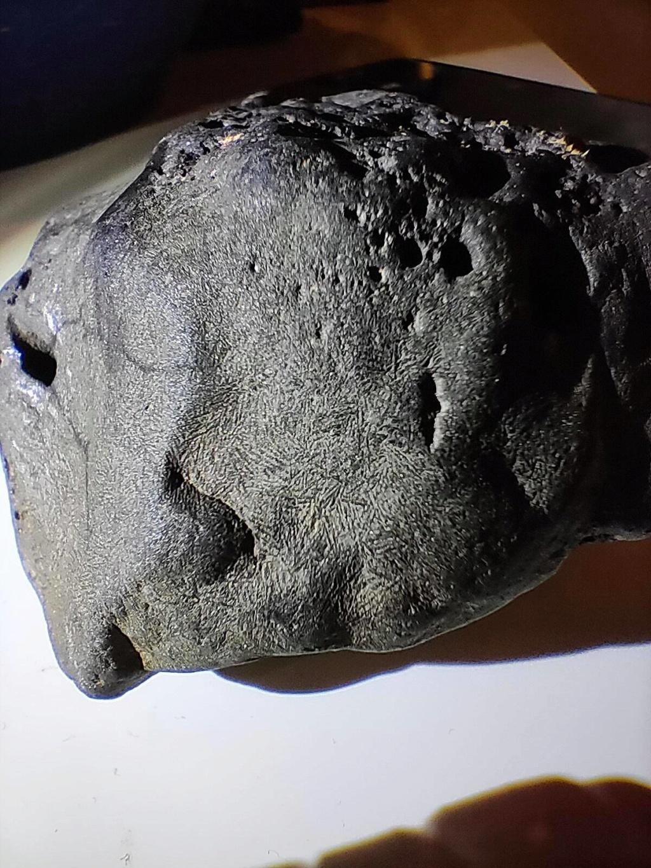 ho trovato un meteorite lunare? 1111