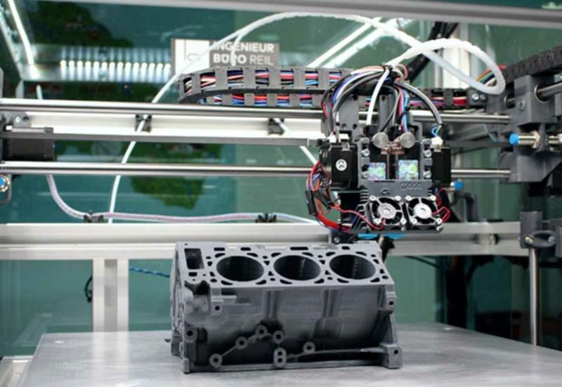 O poder das impressoras 3D de metal R5e6da10