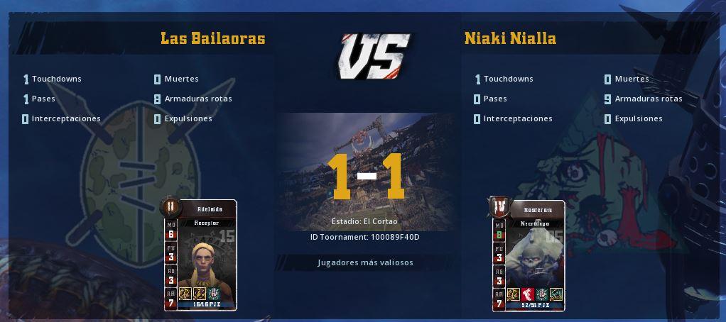 Campeonato Piel de Minotauro 11 - Grupo 3 - Jornada 6 hasta el 29 de Noviembre Captur22