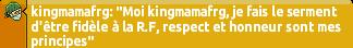 [C.H.U] Curriculum Vitae de kingmamafrg 311