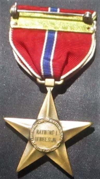 Bronze Star nominative - slot Brooch 38917710