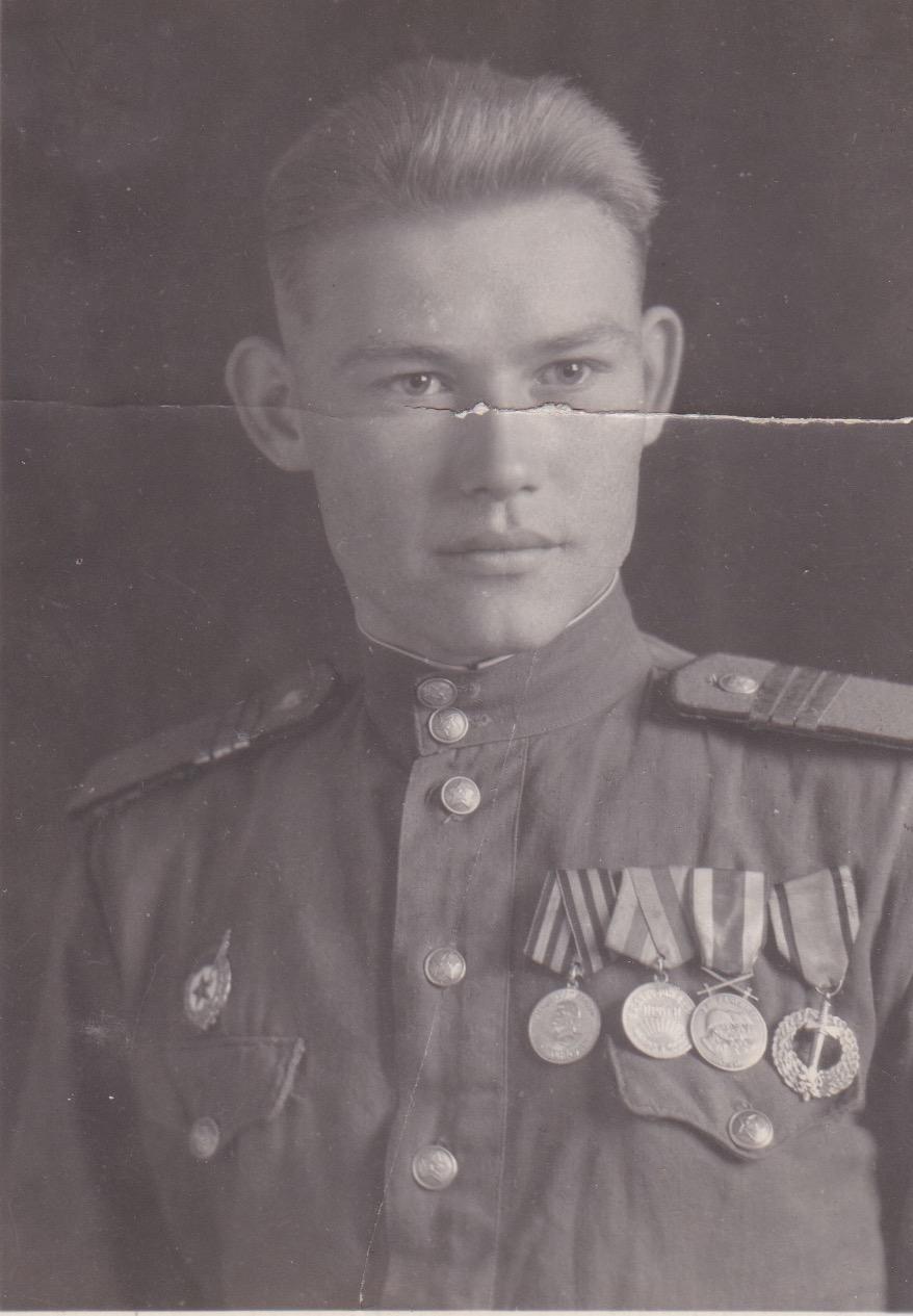 Parcours d'un sergent de l'armée rouge. Numzor11
