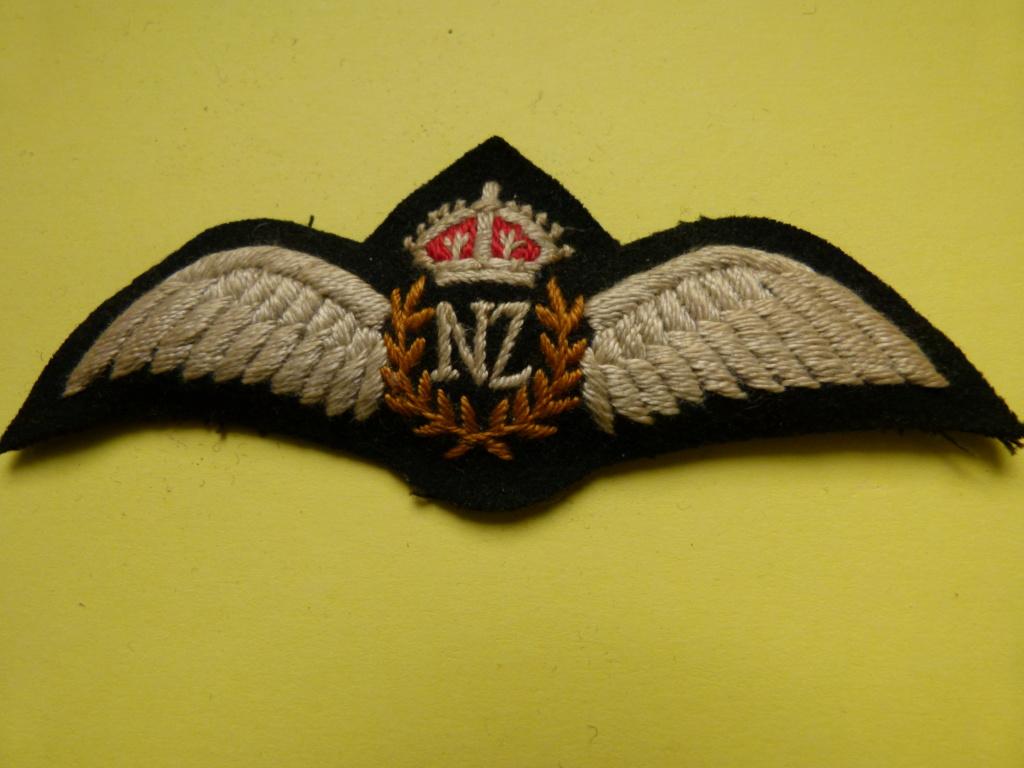 Brevet pilote Nouvelle Zélande WWII? P1060226