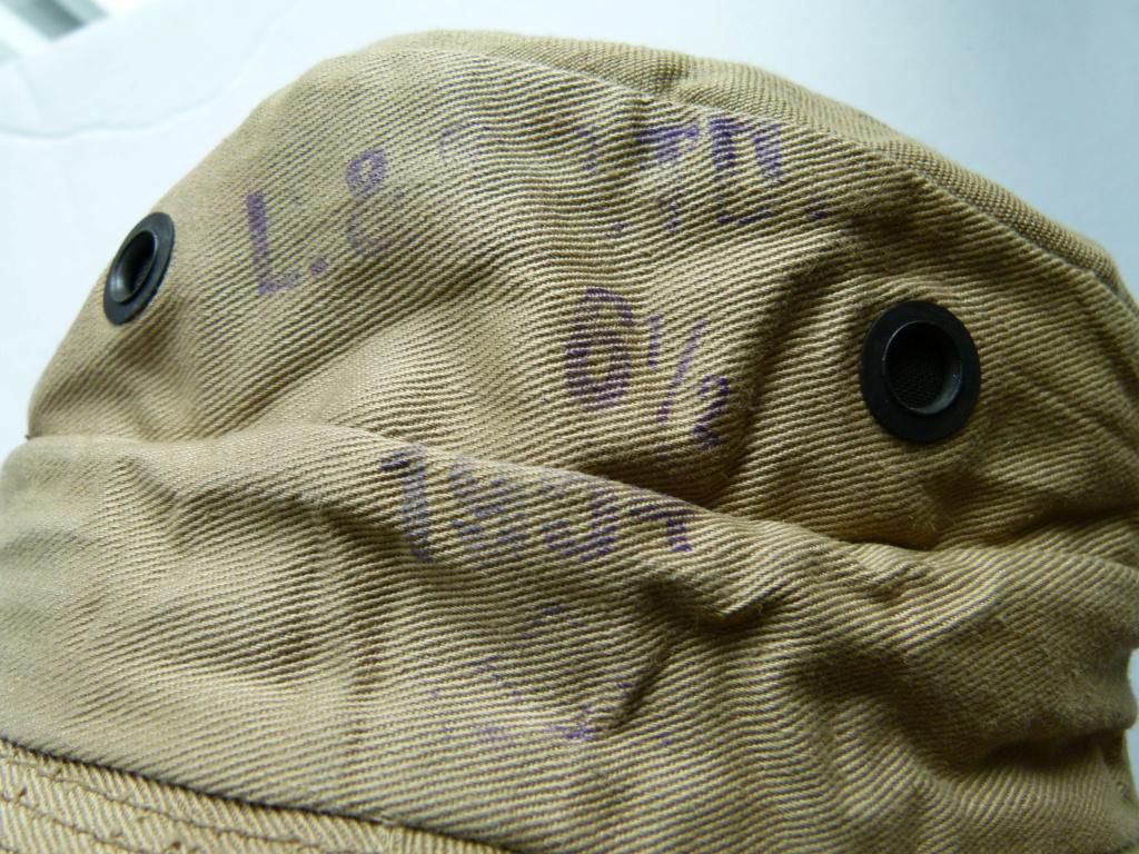 """Identification d'un """"bob"""" daté 1954. P1070115"""
