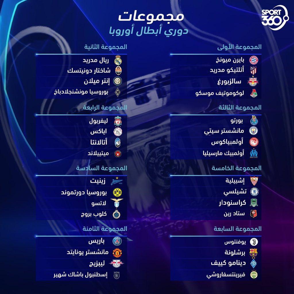 قرعة دوري أبطال أوروبا لموسم 2020-2021  Img_ee13