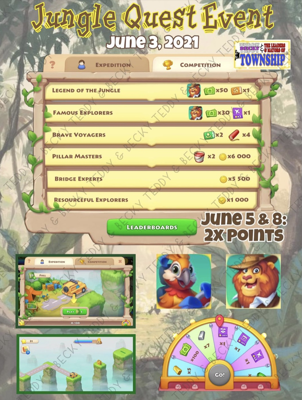 Jungle Quest is here 6/3 (plus share & find lucky towns here) - Page 6 05382110