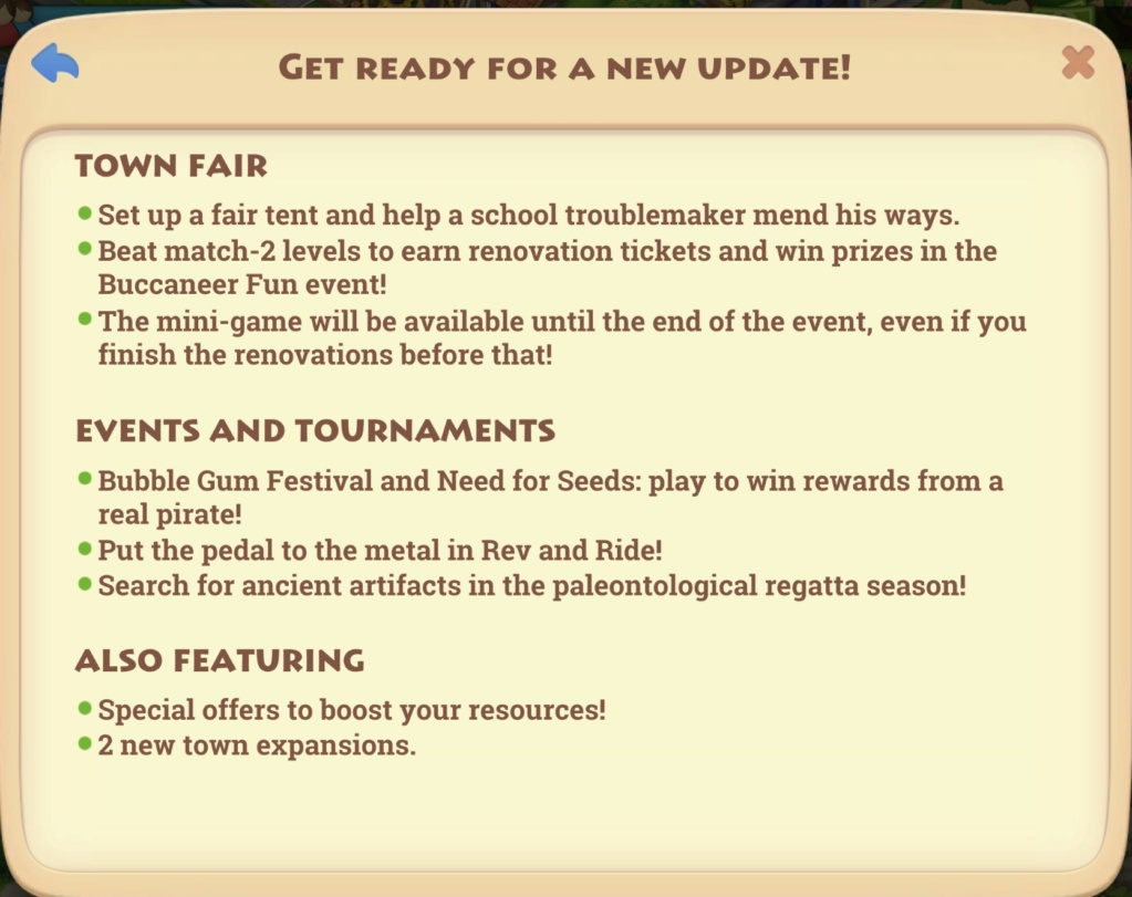 Update coming? C0308710