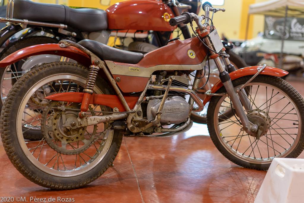 Bultacos, en Feria Clásicos Mollerusa _dsc3417
