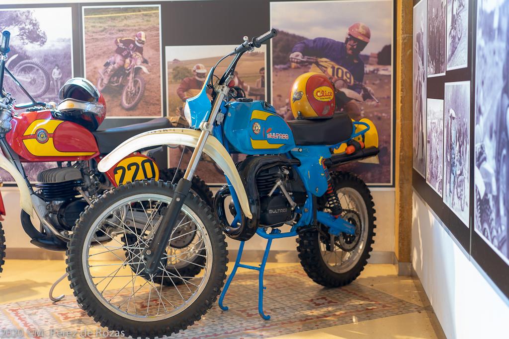 By Bultaco en Museo Moto Bassella Museo_10