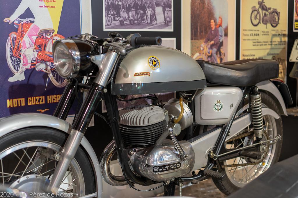 By Bultaco en Museo Moto Bassella Museo_12