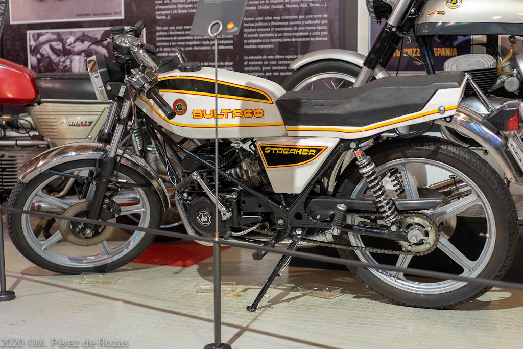 By Bultaco en Museo Moto Bassella Museo_13