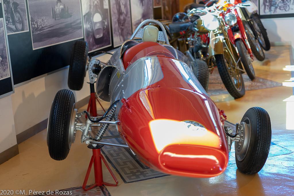 By Bultaco en Museo Moto Bassella Museo_15