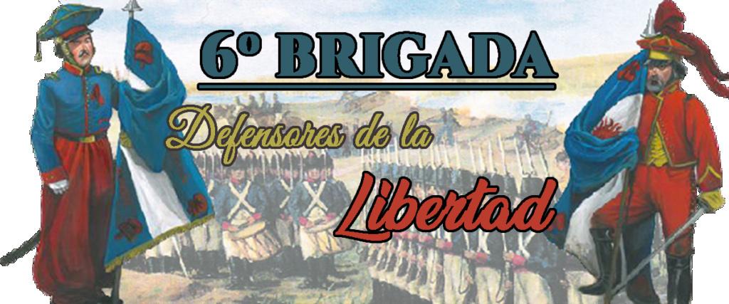 """[6L]6º Brigada """"Defensores por la Libertad"""" (LATAM) 6briga13"""