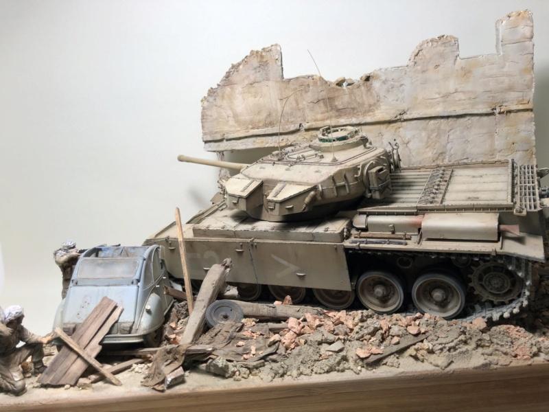 Centurion der israelischen Armee - 1/25 Tamiya Img_9110