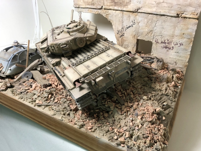 Centurion der israelischen Armee - 1/25 Tamiya Img_9111