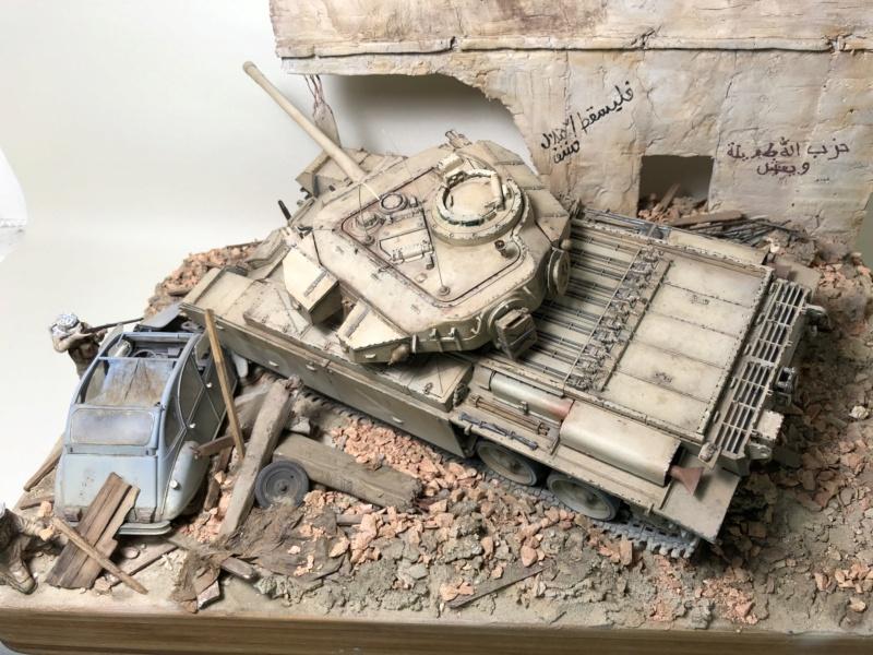 Centurion der israelischen Armee - 1/25 Tamiya Img_9112