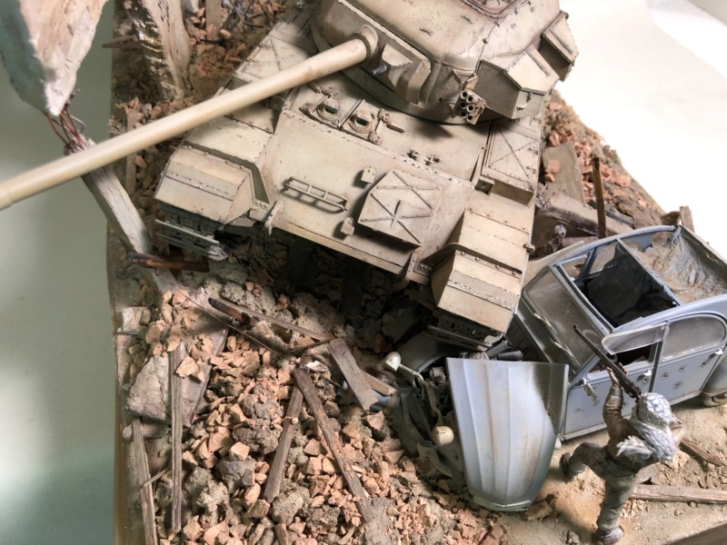 Centurion der israelischen Armee - 1/25 Tamiya Img_9113