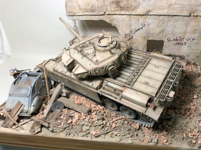 Centurion der israelischen Armee - 1/25 Tamiya Img_9114